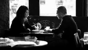 cafe couple