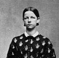 Elizabeth Stride 1872 Photo
