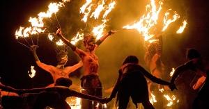 Beltane Fire Festival, Edinburgh