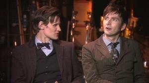 Matt and David