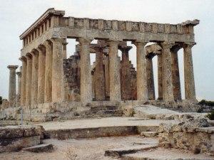Aegina,_The_Temple_of_Aphaia